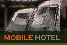The mobile hotel - Creative Journeys For Students